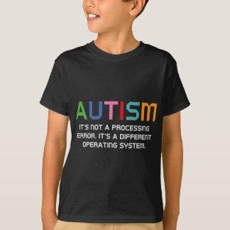 Autismfungeringssystem Tröjor