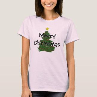 Autismjulgranskjortan - tända t-shirt