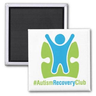 #AutismRecoveryClub kvadrerar magneten