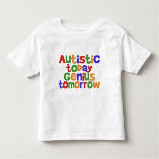 Autistic i dag tshirts