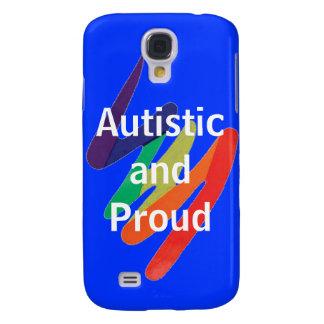 Autistic och stolt - Samsung galax S4 Galaxy S4 Fodral
