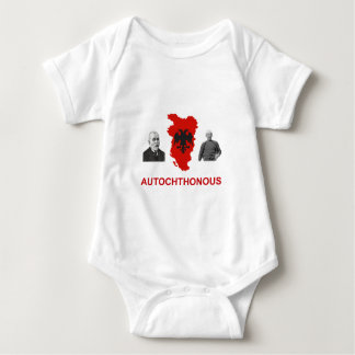 Autochthonous Albanien Tee Shirt