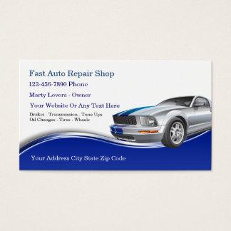 Automatiska visitkortar visitkort