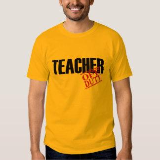 AV - arbetsuppgiftLÄRARE Tee Shirt