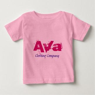 Ava Namnge Bekläda Företag babyskjortor Tröja