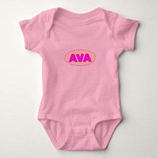 AVA-ROSOR behandla som ett barn den kända T-tröja, Tröjor