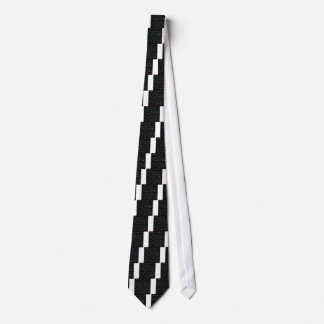 Ava textdesign som jag binder slips