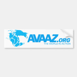 Avaaz.org Pangea bildekal