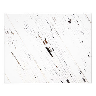 Avbilda av plankor av trä med kanstött målarfärg flygblad