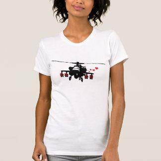 Avbrytare för kärlekmaskinattack tee shirts