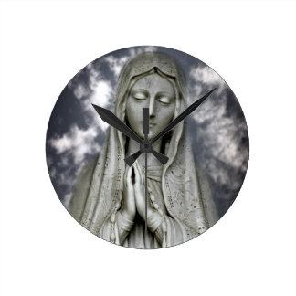 Ave Maria Rund Klocka