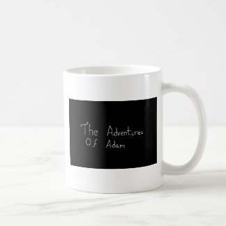 Äventyr av Adam Merch Kaffemugg