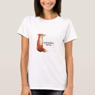 äventyra mer räv t-shirts