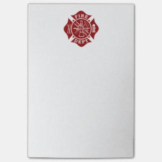 Avfyra avdelnings-anpassningsbar Postar-it® Post-it Lappar