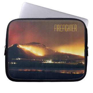 Avfyra brandmannen laptop fodral