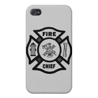 Avfyra chefen iPhone 4 hud