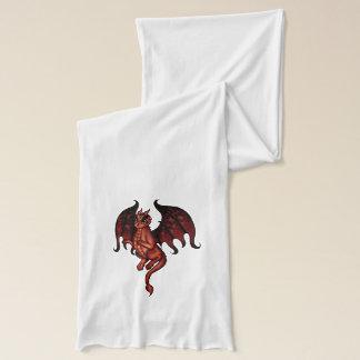 avfyra den felika drakescarfen halsduk