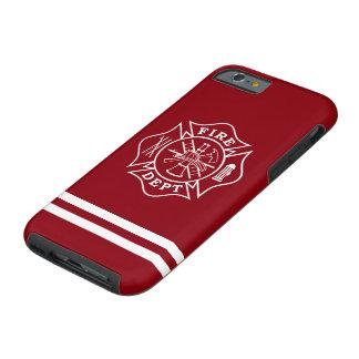Avfyra den maltesiska arga iphone case 6/6s för tough iPhone 6 skal