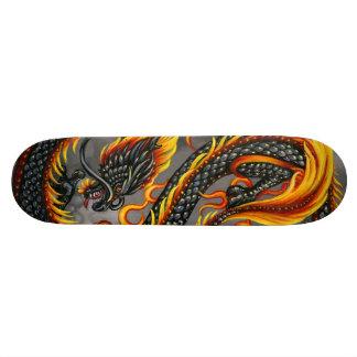 Avfyra drakeskateboarden skateboard bräda 20,5 cm