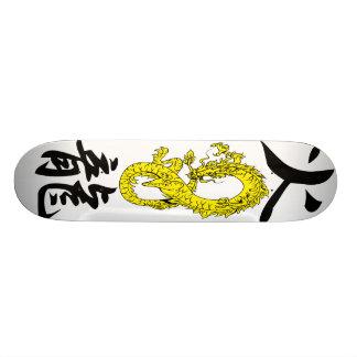 Avfyra drakeSkateboards Skateboard Bräda 20 Cm
