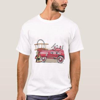 Avfyra för bildamer för lastbilen den pedal- tee