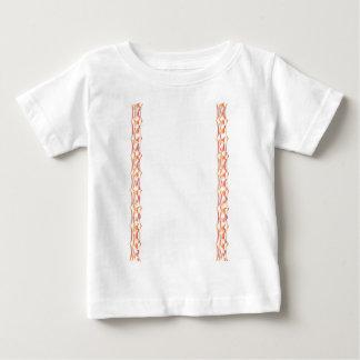 Avfyra gränsen - modern broderi tee shirt