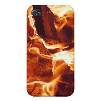 Avfyra! iPhone 4 flår iPhone 4 Cover