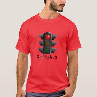 Avfyra lastbilar stoppar inte för rött ljus tshirts