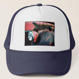 Avfyra lastbilen keps