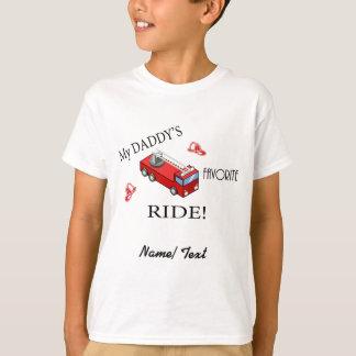 Avfyra lastbilen - min favorit- RITT för pappor T Shirts