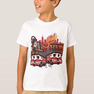 Avfyra lastbilen t-shirt