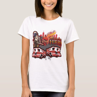 Avfyra lastbilen t shirts