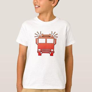 Avfyra lastbilen tee shirts