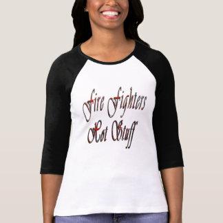 Avfyra logotypen för kämpehettsaker, tee shirts