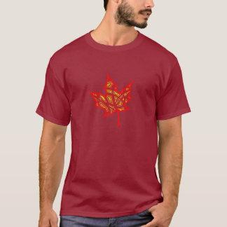 Avfyra lövskjortan tshirts