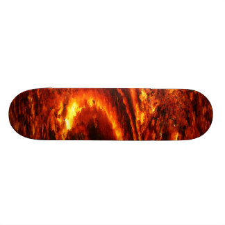 Avfyra stenskateboarden skateboard bräda 20 cm