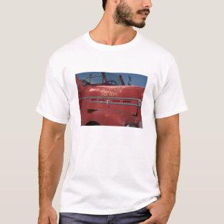 Avfyra T-tröja för lastbilen (småbarnpojke) T Shirt