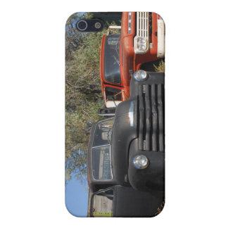 Avgått till ogräsen iPhone 5 hud
