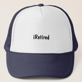 avgick iRetired hattar för sportar för Keps