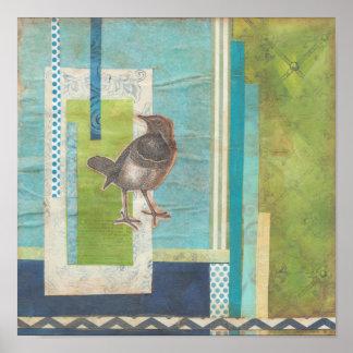 Avian Scrapbook mig Poster
