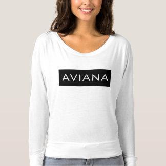 AVIANA-logotypskjorta (kvinnor) T-shirt