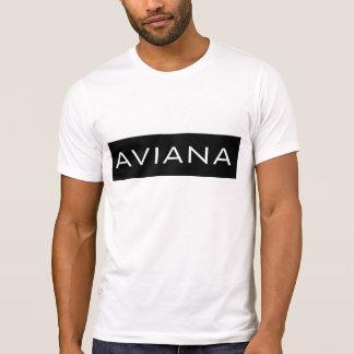 AVIANA-logotypskjorta (manar) Tshirts