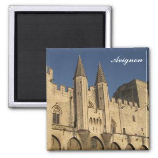 Avignon slott av popen Magnet