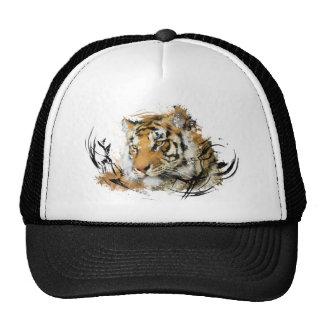 Avlägsen tiger keps