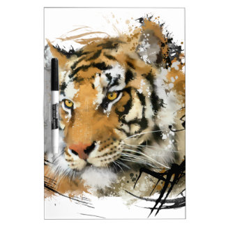 Avlägsen tiger