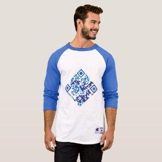 """Avläs mig QR "", T Shirts"