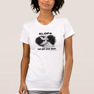 Avogadro Corp/ELOPe kvinna T-tröja Tshirts