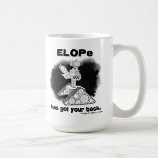 Avogadro Corp kaffemugg