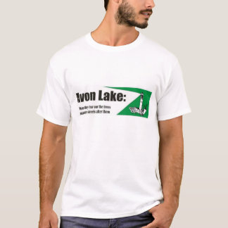 Avon sjö, Ohio Tee Shirt