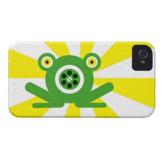 Avrinning Frog® Case-Mate iPhone 4 Skal
